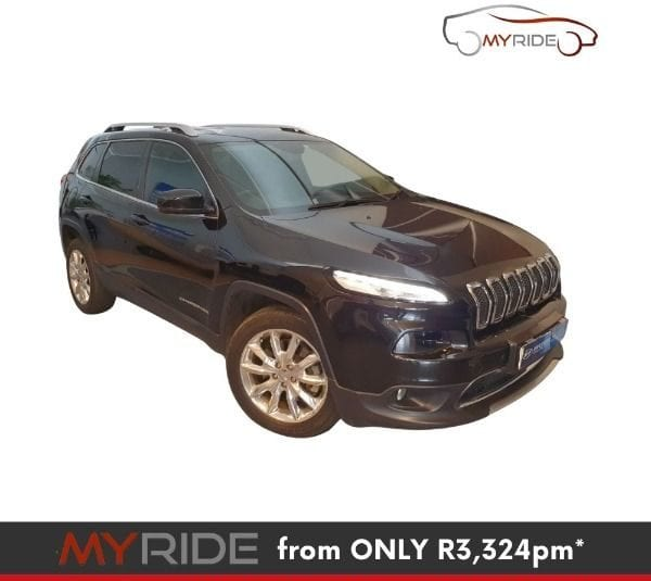 2014 JEEP CHEROKEE 3.2 LIMITED A/T